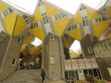 see the famous quebe houses