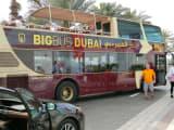 乗車したBIG BUS