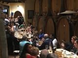 This is what made the ambience of wine tasting a wonderful experience. Awesome group of people and great hosts