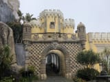 Entrance to Sintra
