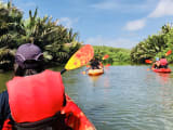 タロフォフォ川カヤックアドベンチャー熱帯密林の大自然と一体と成れる体験を是非どうぞ!