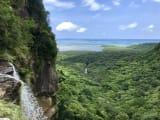 ガイドブックみたいな最高の眺め!鳩間島も見えました!