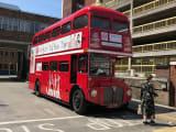 これがバスの外観
