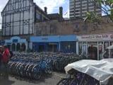 サイクルツアーのお店