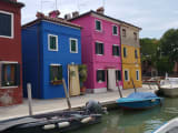 the colorful houses were so delightful!