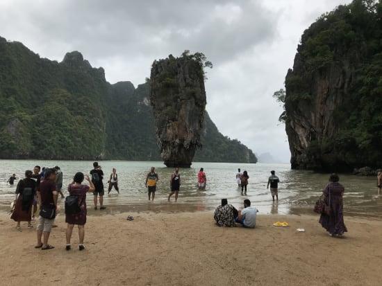 Full Day Phang Nga Bay And James Bond Island Tour From
