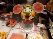 很可愛的水果裝飾XD