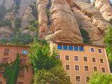 有名なノコギリ山