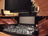 コンサートホールに感動