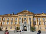 メルク「宮殿」かつ「王宮図書館」的修道院