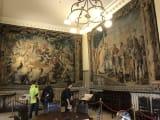 キルケニー城のタペストリー