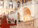 エルミタージュ美術館(大使の階段)