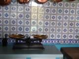 モネが調理した素敵なキッチン