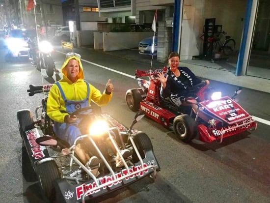 Asakusa Go-Kart Adventure with Guide reviews, Tokyo tours