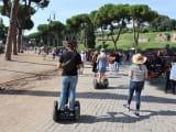 コロッセオ周辺はとても混雑していました!