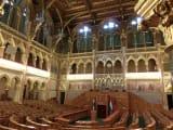 国会議事堂内の議場