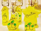 かわいいレモンのリキュール