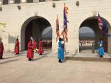 宮殿警備交代式
