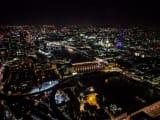 ロンドンの美しい夜景