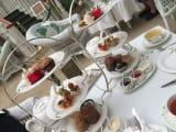 High tea Christmas Special