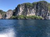 ピピ島 ボートから