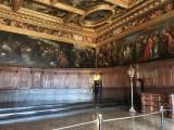 ドゥカーレ宮殿内部