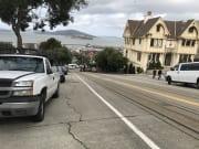 サンフランシスコの坂