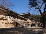 仏国寺の景観、美しいです。