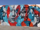 Windwood walls, Miami