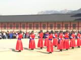 景福宮 王宮守門将交代儀式