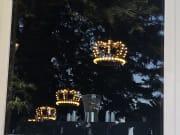 王冠シャンデリア