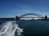 最初はシドニー観光