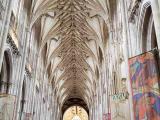 ウインチェスター大聖堂!