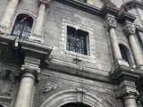 世界遺産 サンオーガスティン教会