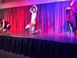 これは、ショーの最中の写真ですね。アボリジニの民族のダンスをみせてくれました。