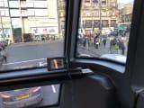 バス車内から