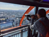 Kyoto Tower observation deck