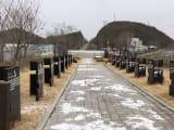 朝鮮戦争に国連軍として参加した各国の碑