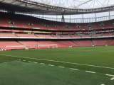 スタジアムの大きさを実感!