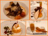 パラドールのディナー