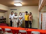 ひまわりミャンマー舞妓さん/日本文化体験