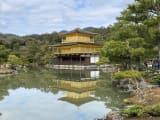金閣寺、こんなに綺麗だとは…行かなきゃわかりませんでした