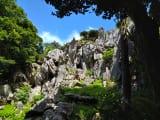 2億5千万年前の巨石群