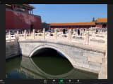 橋にも位があり、大臣や貴族は皇帝と同じ橋は渡れません。
